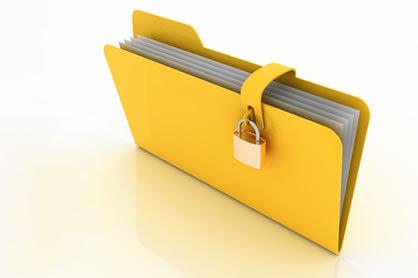 Защита папки на сервере