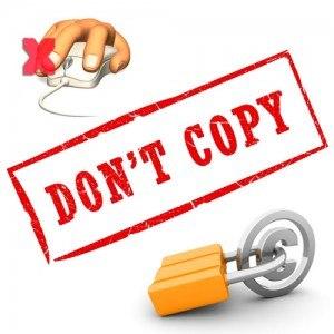 Защита от прямого копирования картинок