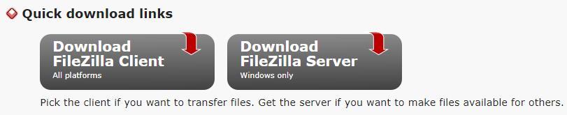 Программы для передачи файлов на удаленный сервер