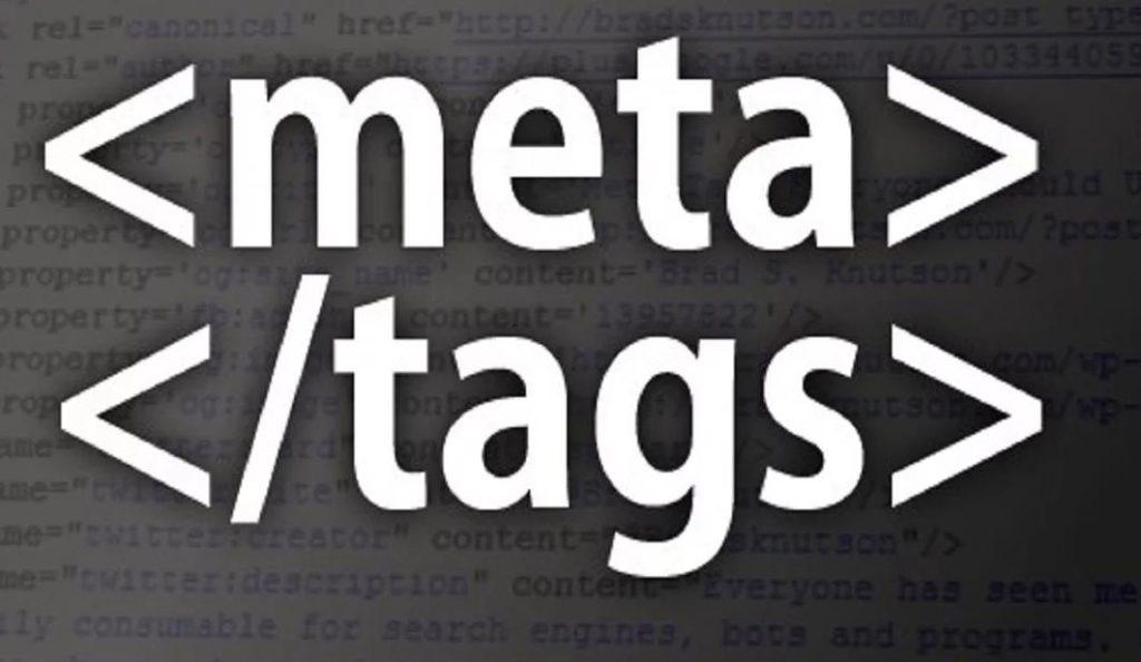 Основные метатэги