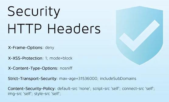 HTTP заголовки безопасности