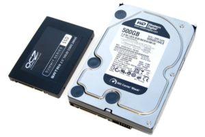 Что выбрать HDD или SSD у хостера?